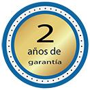 duchafacil garantía 2 años