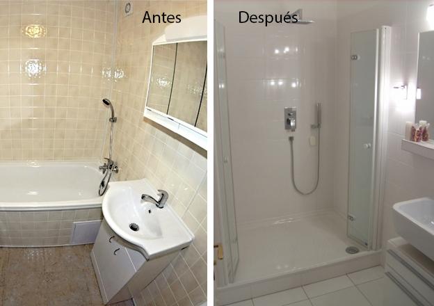 Duchafacil Especialistas En Cambio De Bañera Por Plato De Ducha