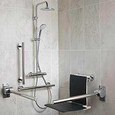 Duchafacil, baño accesible, obra baño